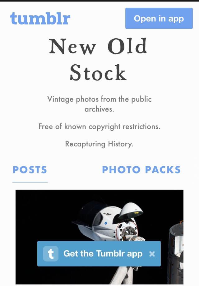 Oldnewstock