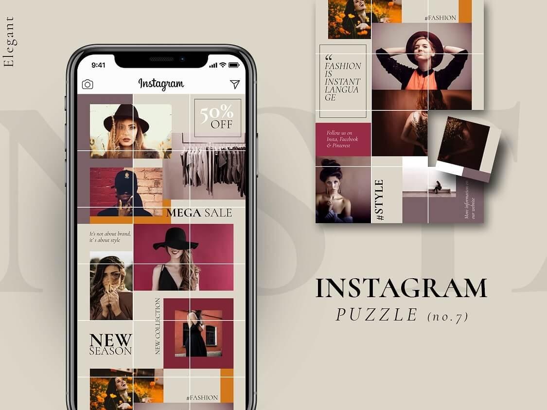 instagram-puzzle