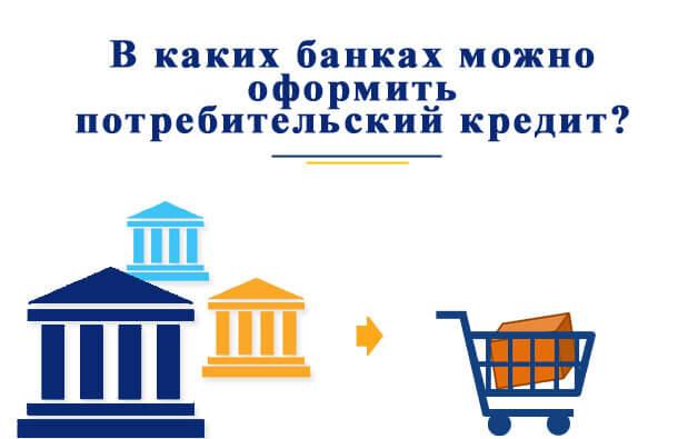 В каком банке лучше взять самый выгодный потребительский кредит