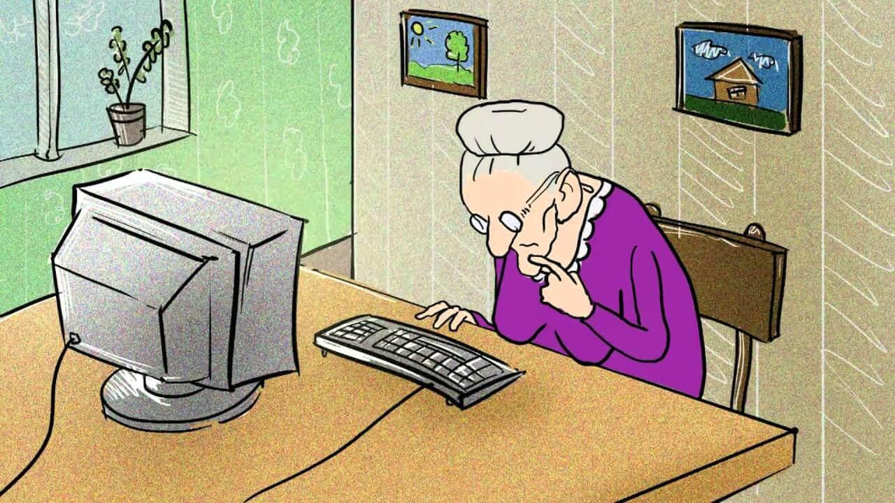 работа в интернете в любом возрасте