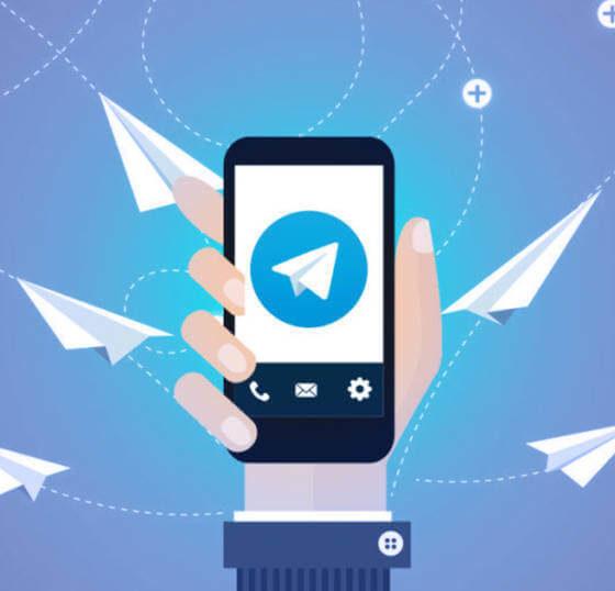 создаем свой канал в телеграмм