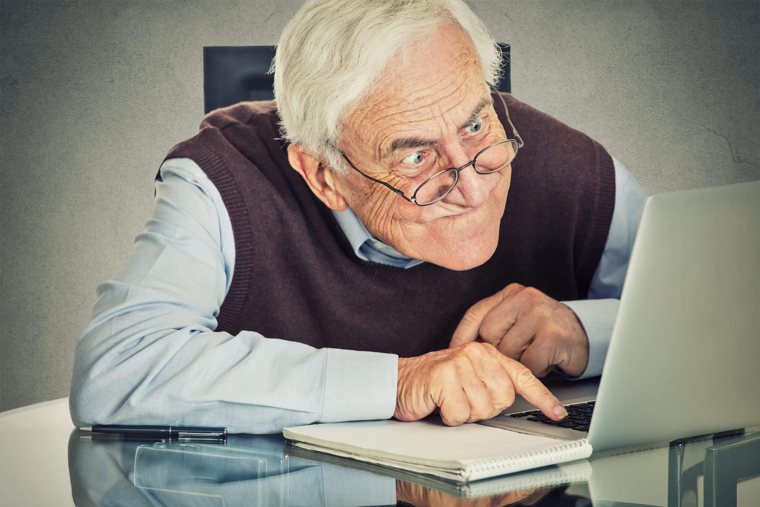 Как заработать в интернете пенсионерам