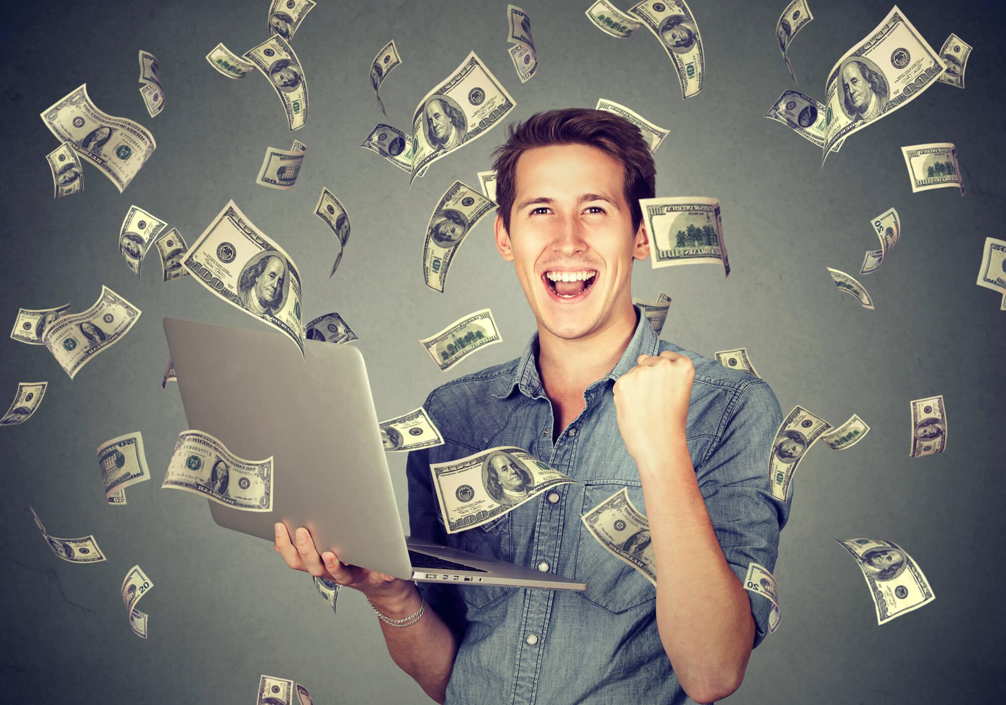 Как заработать 5 тысяч рублей в интернете: реальные методы